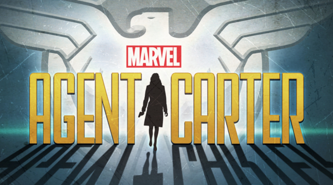 Marvel's 'Agent Carter' starring Hayley Atwell & James D'Arcy