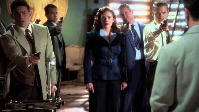Agent Carter Season 1 Episode 8 'Valediction' 2015