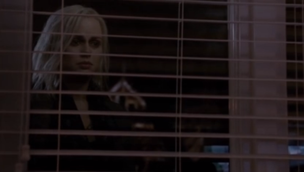 iZombie window