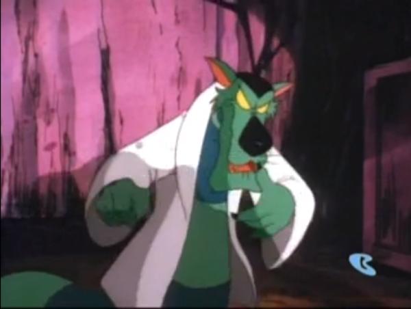 Swat Kats dr Lizard