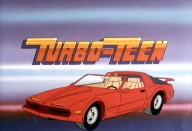 Turbo Teen