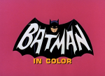 Batman in Color