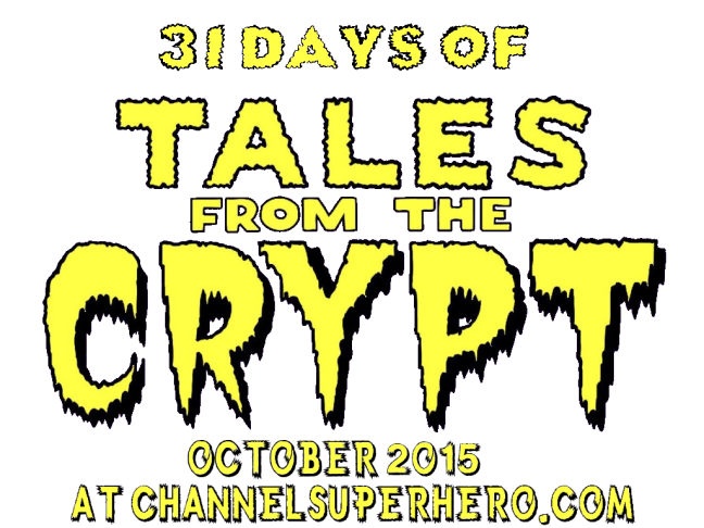 31 Days of Tales From the Crypt white