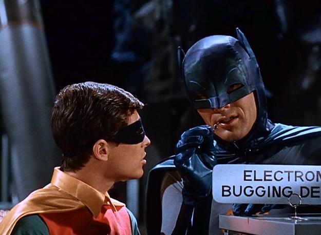Batman 3-4
