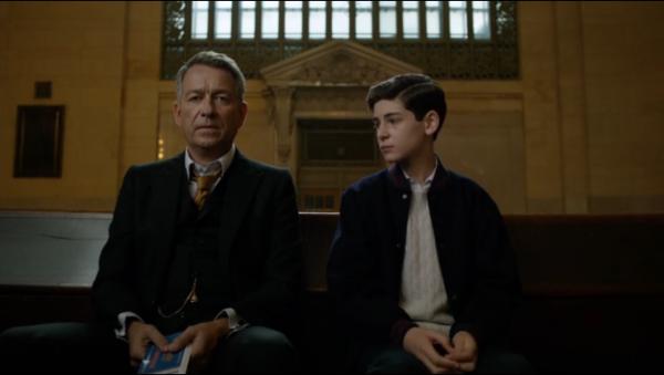 Gotham alfred fired
