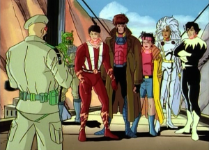 X-Men Episode 7