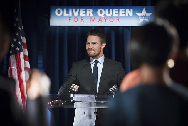 Arrow - Beyond Redemption - OIiver Queen
