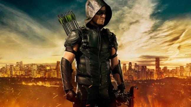 Arrow Season 4 banner