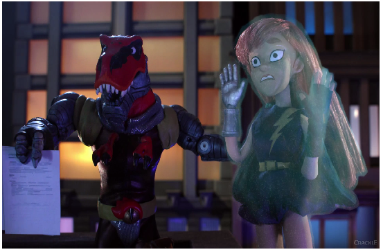 Robodino supermansion 6