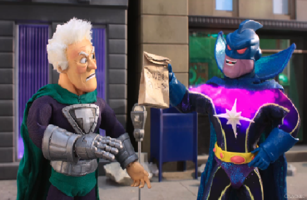 Supermansion 3-3