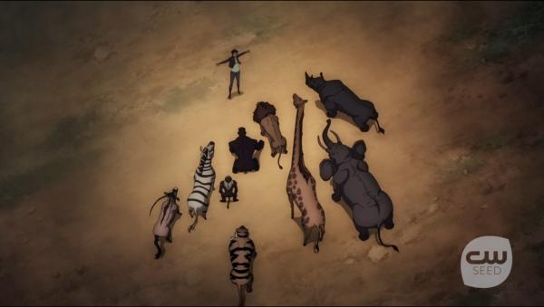 vixen animals