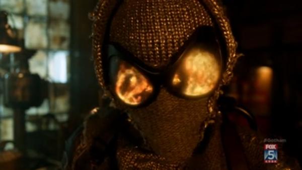 Gotham firefly