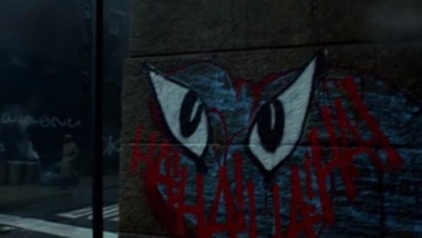 Gotham graffiti