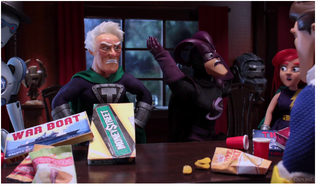 supermansion game night