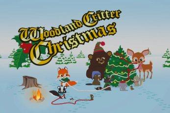 WoodlandCritterChristmas01