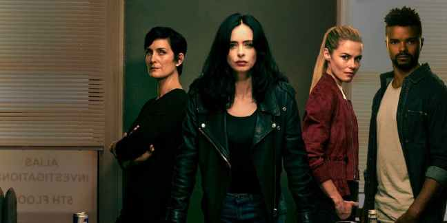 Jessica-Jones-season-2 the team